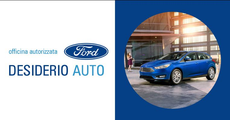DESIDERIO AUTO SAS offerta rivendita auto ford chieti - occasione concessionaria ford chieti
