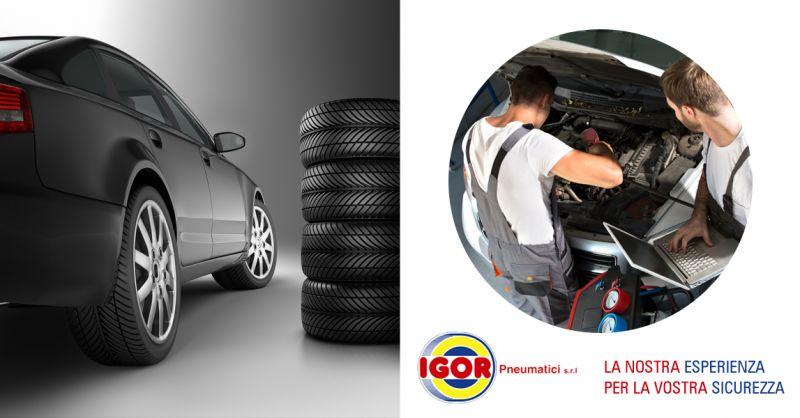 I.G.O.R. PNEUMATICI - offerta vendita sostituzione pneumatici multimarca torino