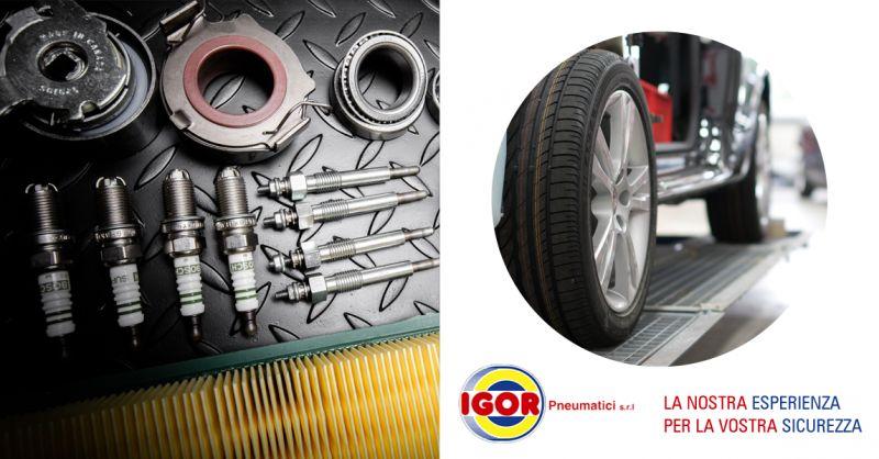 I.G.O.R. PNEUMATICI SRL - offerta officina meccanica auto torino