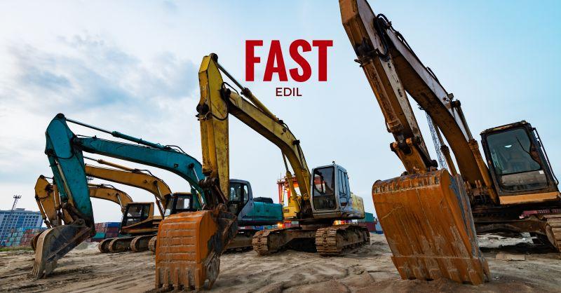 Fast edil offerta escavatore in vendita - occasione escavatori migliori marche Napoli