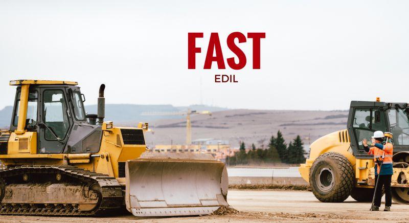 Fast edil Noleggio escavatori con operatore - occasione noleggio escavatore Napoli