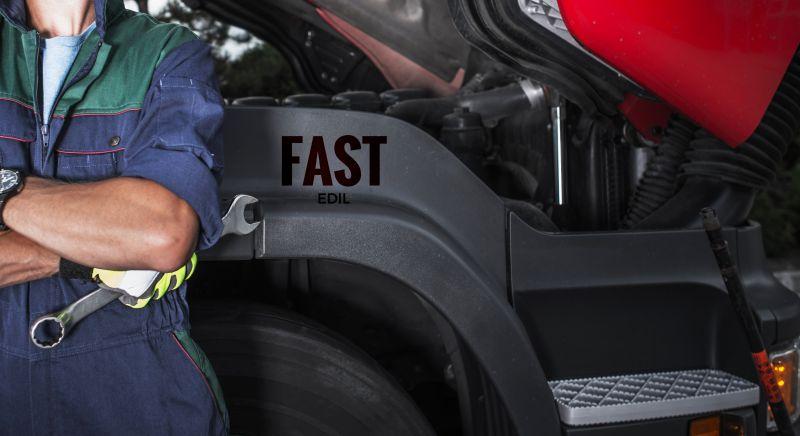 Fast edil offerta assistenza meccanica  escavatori - occasione riparazione a domicilio Napoli