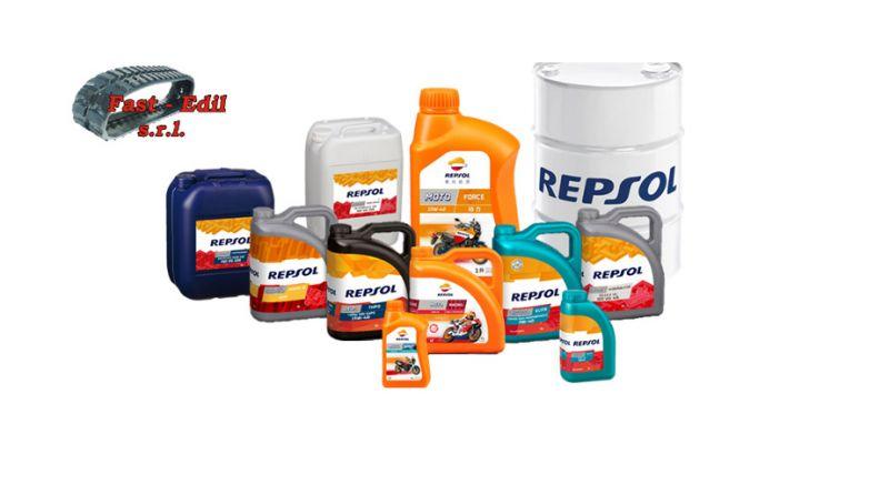 Fast edil offerta lubrificanti Repsol - occasione olio e grasso per veicoli Napoli