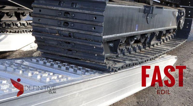 Offerta rampe di carico napoli - occasione rampe alluminio per camion Napoli