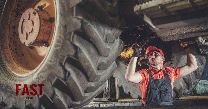 offerta riparazioni meccaniche a napoli - occasione assistenza meccanica escavatori napoli