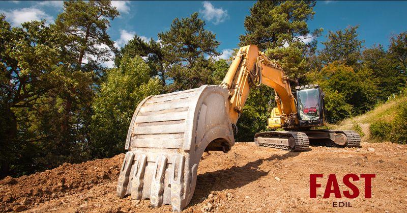 offerta noleggio escavatore a napoli - occasione escavatori in affitto a napoli