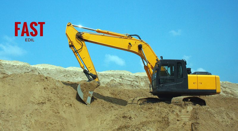 offerta noleggio miniescavatori napoli - occasione affitto escavatori napoli