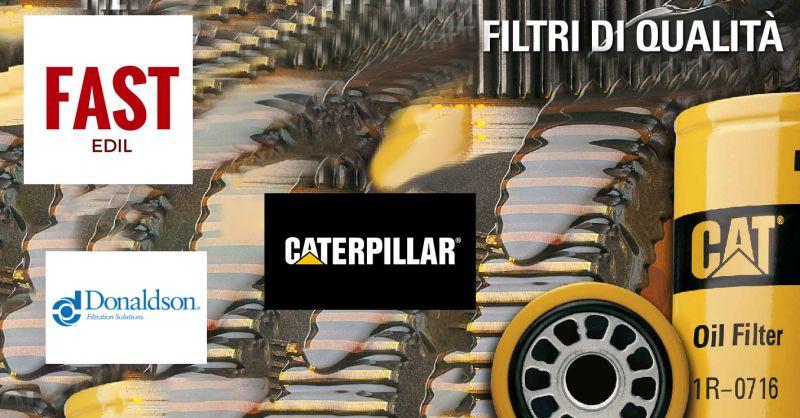 offerta filtri macchine movimento terra napoli - occasione pezzi ricambio escavatori napoli