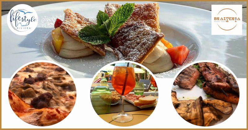 brazzeria 31 offerta pizzeria - occasione piatti di carne ventimiglia