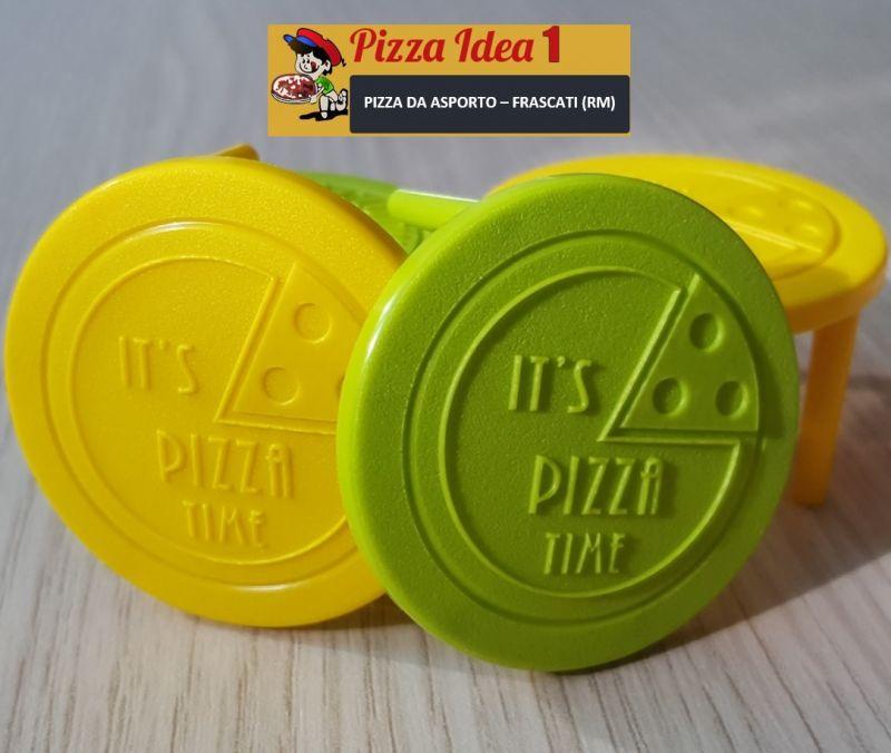 pizza idea 1 a frascati utilizza il distanziale pizza spider