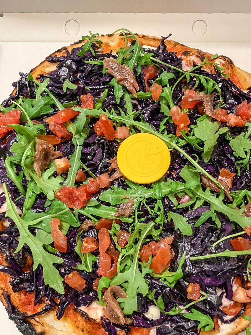 Da Pizza Idea 2 con i distanziali Pizza Spider per pizze buone e belle e cartone pulito
