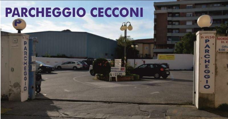 PARCHEGGIO CECCONI - occasione Parcheggio per auto furgoni e moto Porto di Livorno