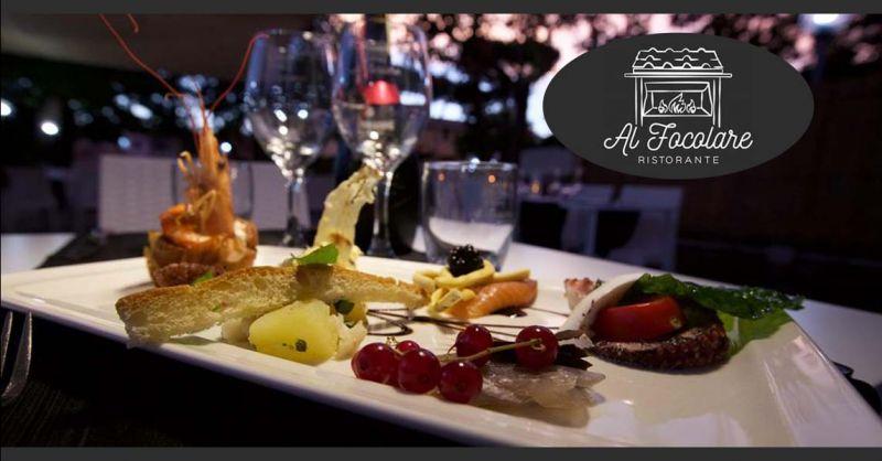 Offerta ristorante specialità pesce Ariccia - Occasione Mangiare Pesce ai Castelli Romani