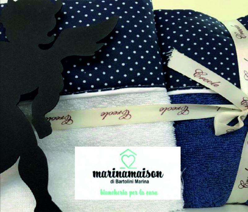 Marinamaison offerta asciugamani - promozione pigiami Mc
