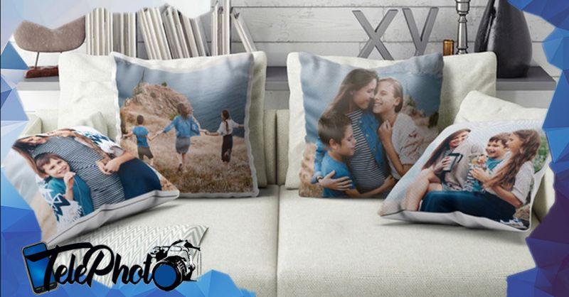 Offerta realizzazione Stampa su cuscino Roma - Occasione Cuscini personalizzati con foto Roma