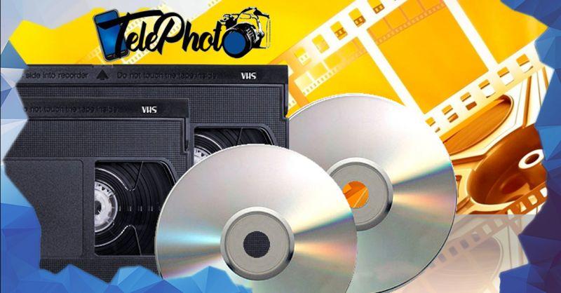 Offerta Servizio riversamento vhs su dvd Roma - Occasione digitalizzazione diapositive Roma