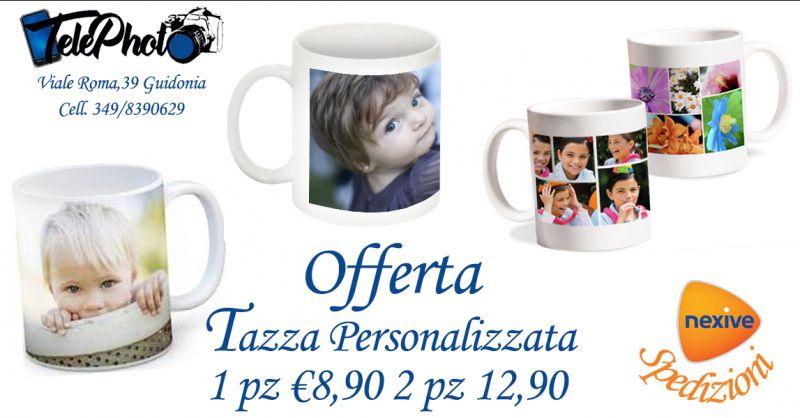 Offerta tazza personalizzata con foto