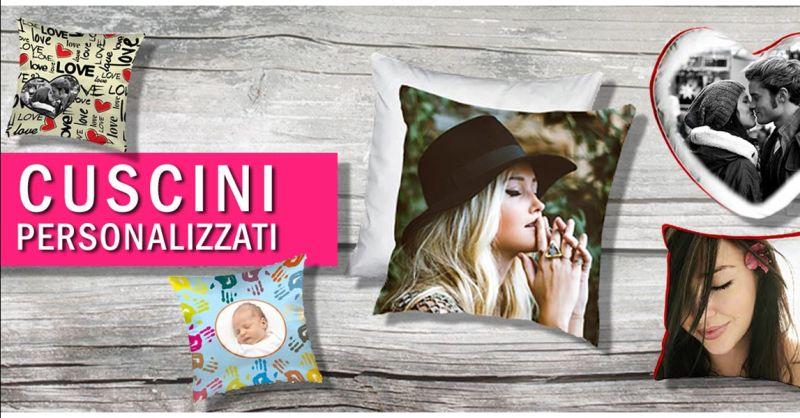 Offerta cuscino personalizzato Guidonia - Occasione foto su cuscini Guidonia