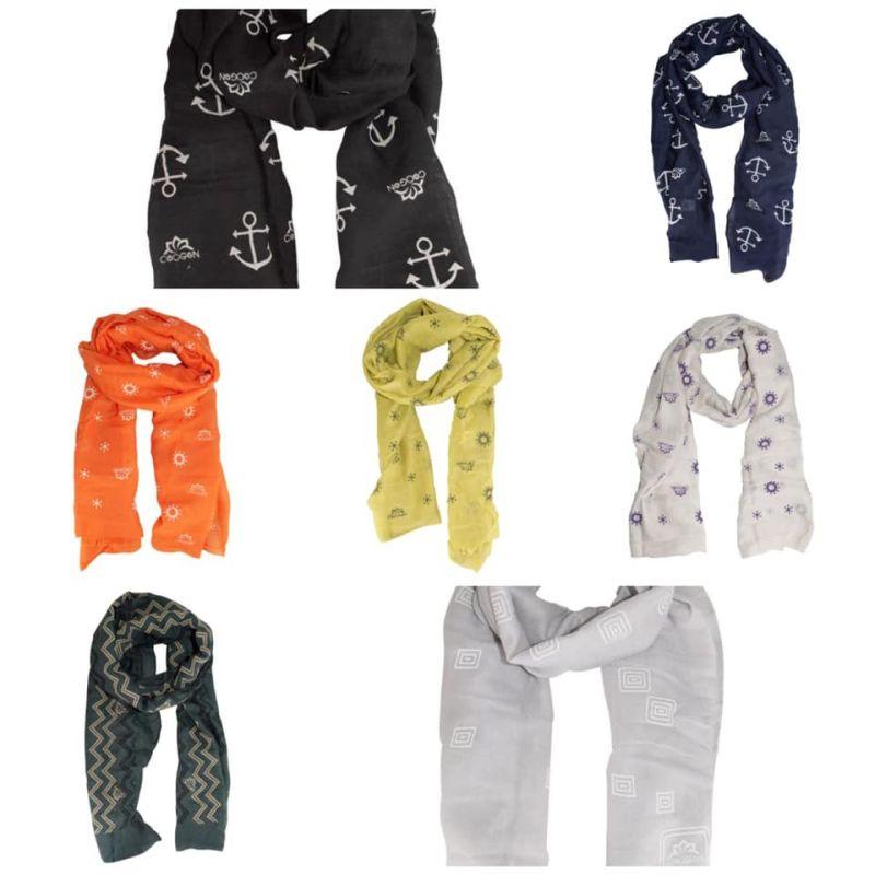 Scopri la tonalità di sciarpa adatta a te. Vesti ogni giorno con stile  al miglior prezzo.