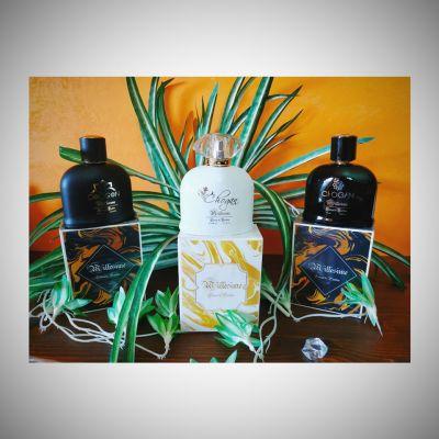 scopri lintera gamma di fragranze con percentuale al 30 extrait de parfum ispirati duraturi