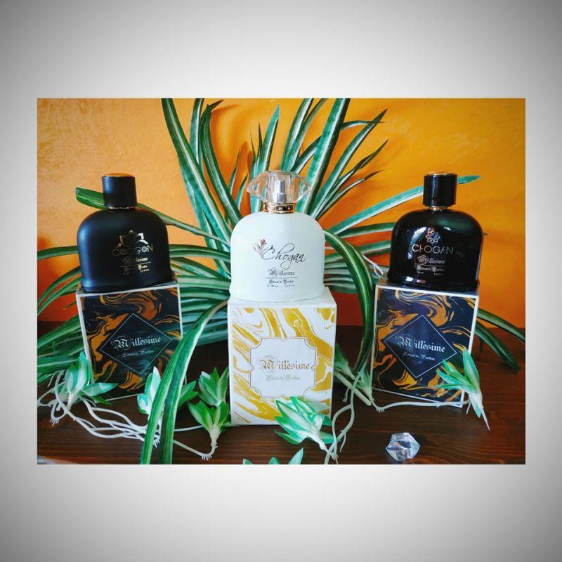 Scopri l'intera gamma di fragranze con percentuale al 30%. Extrait de parfum ispirati duraturi.