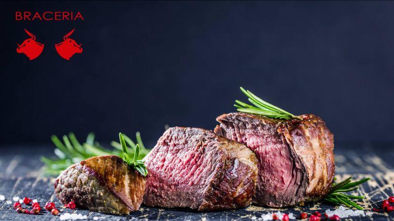 Braceria offerta carne di qualità - promozione carne di zebra Mc