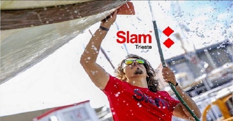 SLAM TRIESTE offerta vendita abbigliamento sportivo - occasione vendita abbigliamento nautico