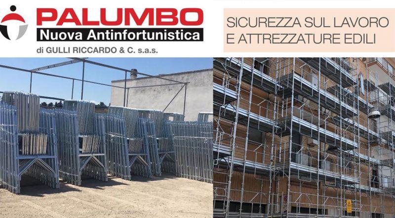 Offerta telaio acca a boccole Lecce – Promozione ponteggi edili Lecce