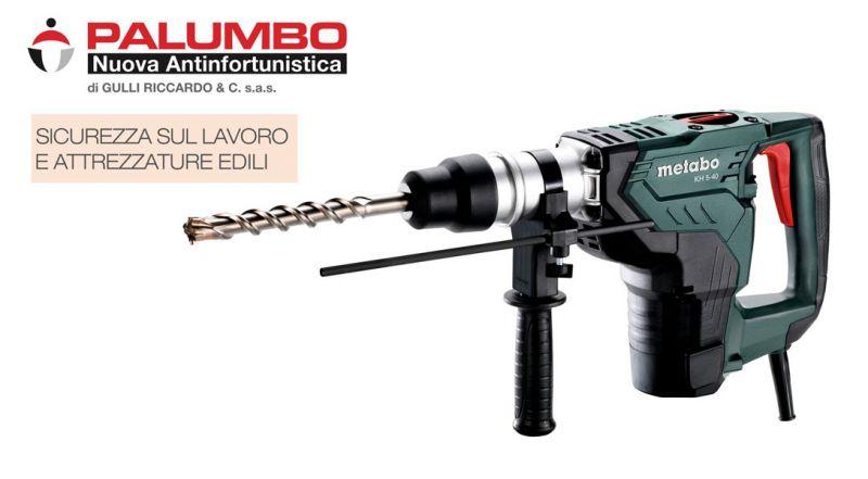 Offerta martello combinato metabo KH 5-40 Galatina – Promozione attrezzatura e utensili elettrici per edilizia Lecce