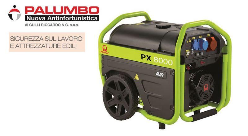 Offerta generatore px pramac Galatina – Promozione generatore di corrente elettrica Lecce