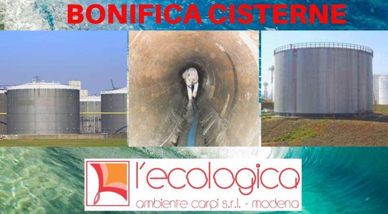Occasione servizio di bonifica cisterne a Modena – Offerta servizio di pulizia silos a Modena