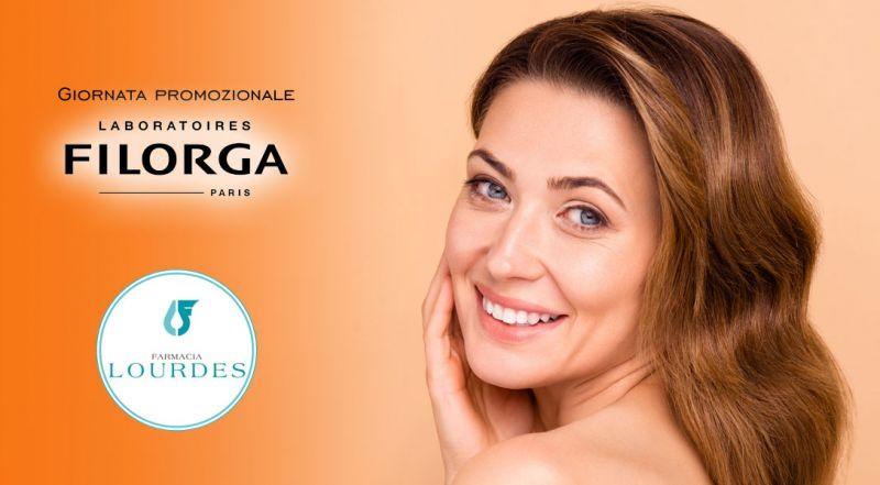 Promozione giornata Filorga trattamento viso gratuito Rende - Sconto prodotti Filorga Cosenza