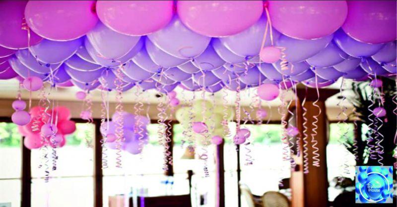 Balloon House offerta allestimenti eventi - promozione sugli allestimenti comunioni