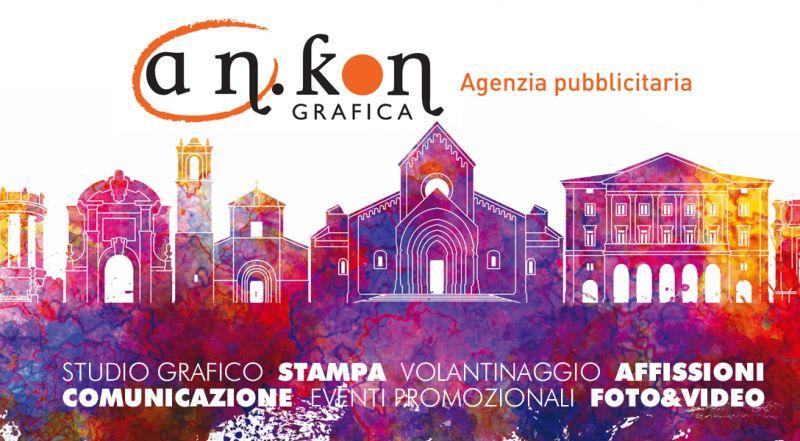 A.N.KON GRAFICA pubblicità Ancona