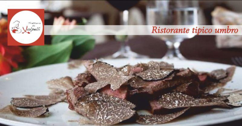 trattoria volpelli offerta ristorante con cucina umbra - occasione pasta fatta in casa perugia