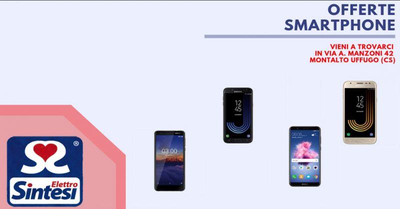 Offerta smartphone cosenza - offerta Huawei PSmart cosenza - occasione Samsung j5 cosenza
