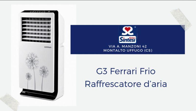 Offerta raffrescatore g3 ferrari cosenza - offerta g3 ferrari raffrescatore frio cosenza