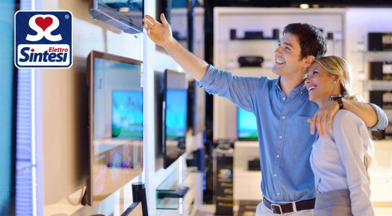 Offerta tv led Smart Tech Montalto Uffugo Cosenza – Promozione elettrodomestici per la casa Montalto Uffugo Cosenza