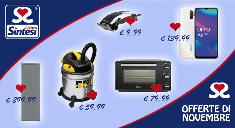 Elettro Sintesi - offerta piccoli elettrodomestici per la casa Montalto Uffugo – Promozione Forno Tristar 38LT Cosenza