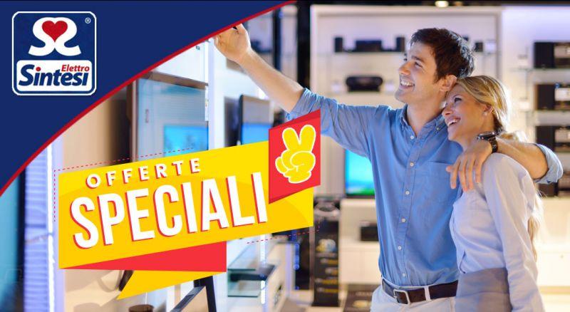 Elettro Sintesi - offerta tv Smart tech Smart Montalto Uffugo - occasione elettrodomestici per la casa Cosenza