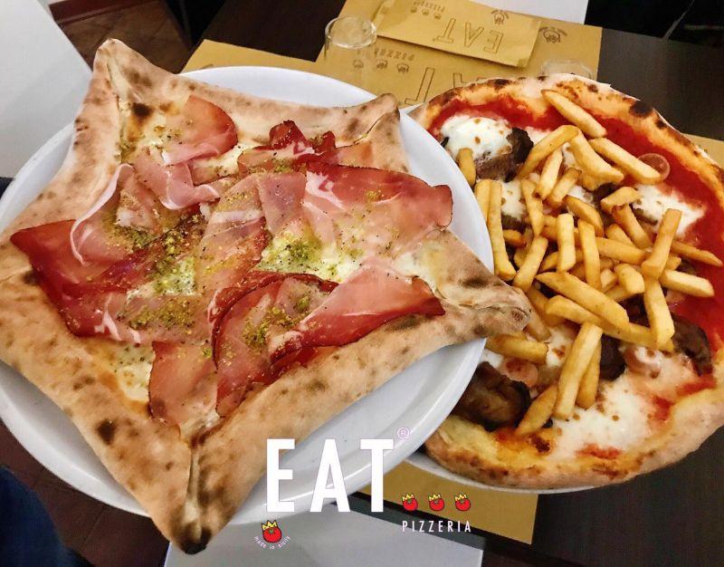 Eat Pizzeria, offerta della migliore pizzeria a Catania