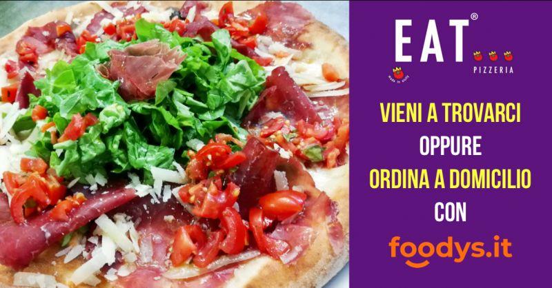 EAT PIZZERIA - offerta pizzeria consegna a domicilio catania