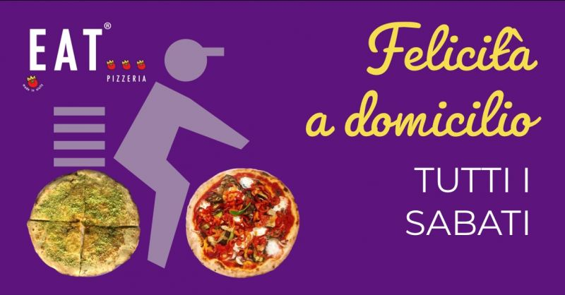 EAT PIZZERIA - Offerta pizzeria da asporto e domicilio catania