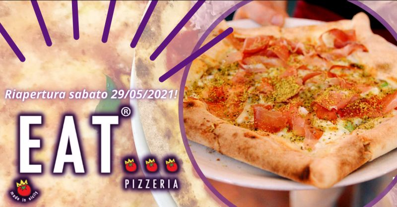 EAT PIZZERIA Offerta pizzeria Catania all aperto - occasione pizzeria aperta a Catania centro