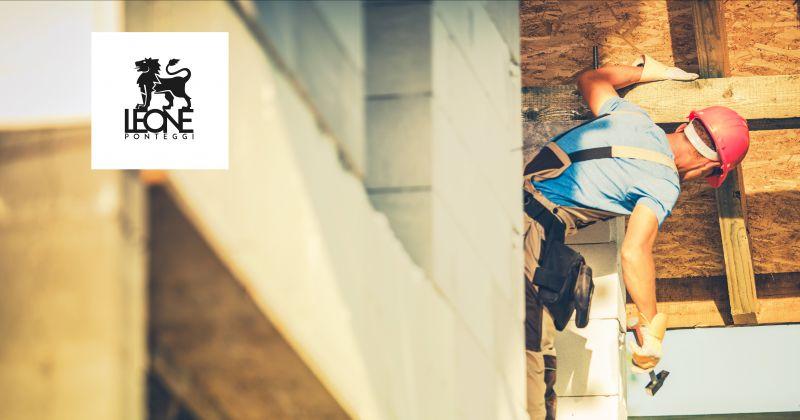 Offerta  noleggio ponteggi edilizia napoli - occasione ponteggi attrezzature edili Napoli