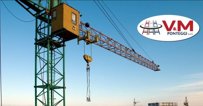 offerta ascensori da cantiere  Napoli - occasione noleggio ponteggi edilizia Napoli