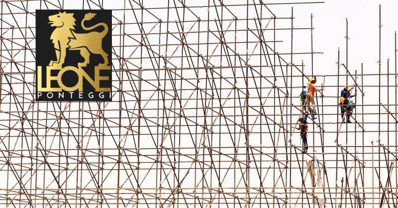 offerta noleggio ponteggi napoli - occasione ponteggi edilizia a noleggio Napoli