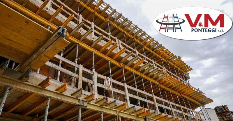 offerta noleggio ponteggi mobili potenza - occasione ponteggi edili affitto potenza