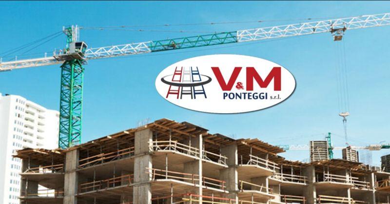 offerta noleggio ponteggi mobili emilia romagna - occasione vendita ponteggi edili emilia romag
