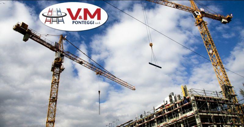 offerta vendita  ponteggi lombardia - occasione noleggio ponteggi mobili edilizia lombardia